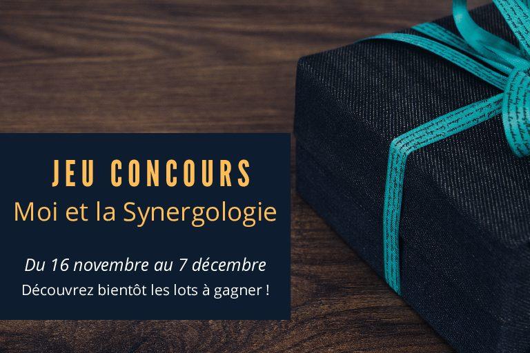 """Jeu concours """"Moi et la Synergologie"""""""