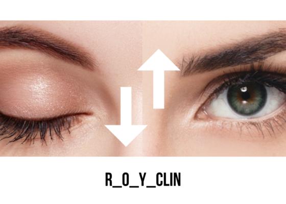 Les clignements de paupières  –  R_0_Y_CLIN